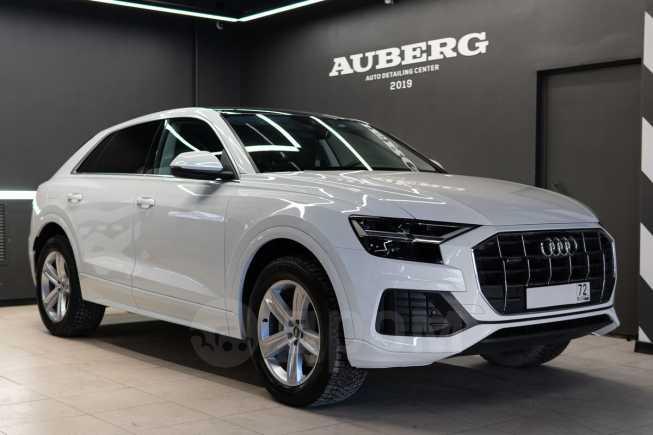 Audi Q8, 2019 год, 5 100 000 руб.