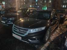 Москва Crosstour 2013