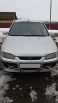 Mitsubishi Space Star, 2002 год, 190 000 руб.
