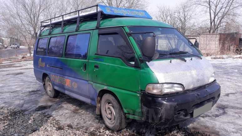 Hyundai Grace, 1998 год, 75 000 руб.