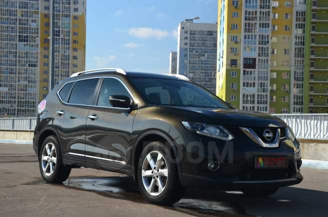 Nissan X-Trail, 2017 год, 1 465 000 руб.
