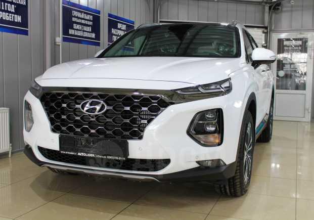Hyundai Santa Fe, 2020 год, 2 899 900 руб.