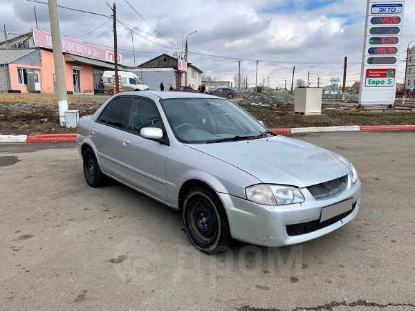 Mazda Familia, 1998 год, 99 000 руб.