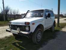 Керчь 4x4 2121 Нива 1989