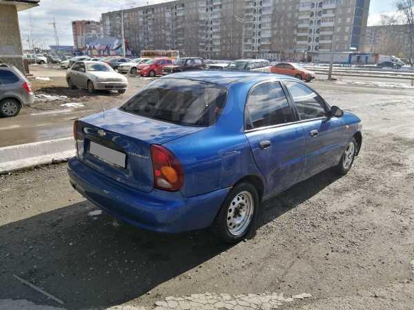 Chevrolet Lanos, 2005 год, 49 000 руб.