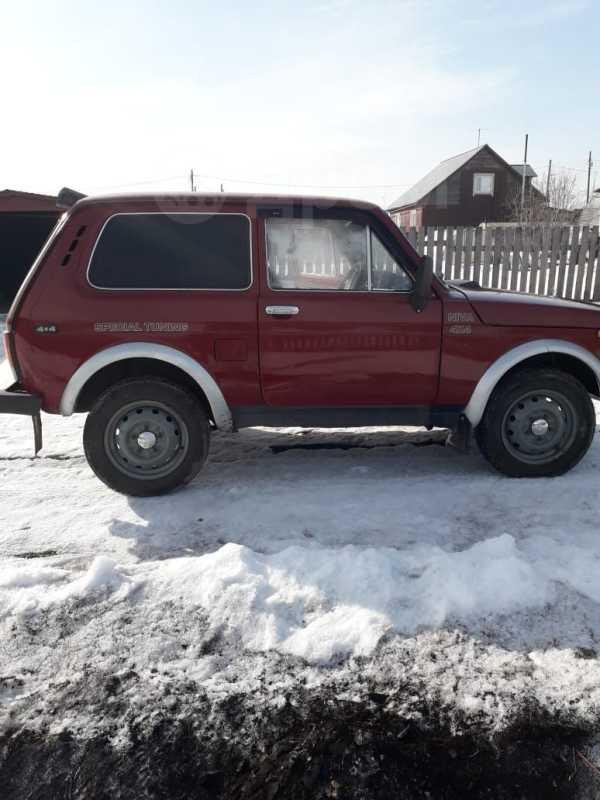 Лада 4x4 2121 Нива, 1997 год, 125 000 руб.