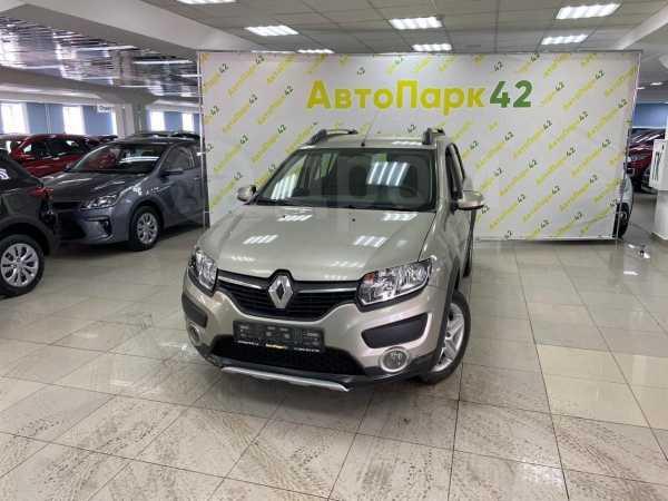 Renault Sandero, 2015 год, 590 000 руб.