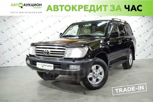 Toyota Land Cruiser, 2006 год, 1 235 000 руб.