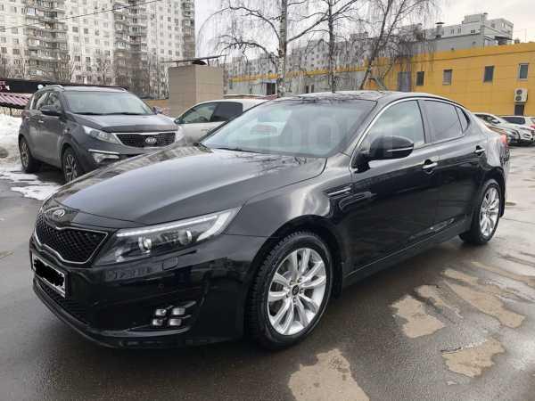 Kia Optima, 2014 год, 1 030 000 руб.