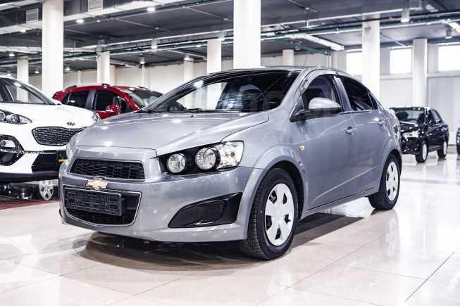 Chevrolet Aveo, 2014 год, 520 001 руб.