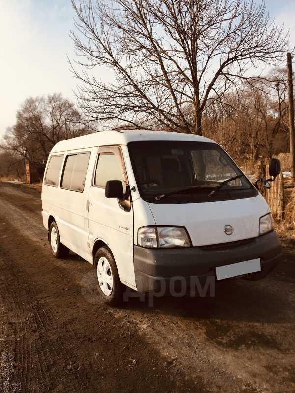 Nissan Vanette, 2001 год, 210 000 руб.