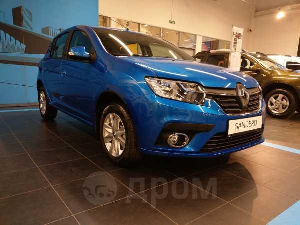 Renault Sandero, 2020 год, 787 000 руб.