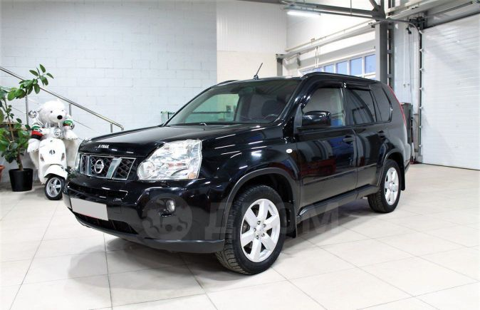 Nissan X-Trail, 2008 год, 550 000 руб.