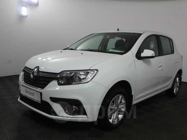Renault Sandero, 2020 год, 862 000 руб.