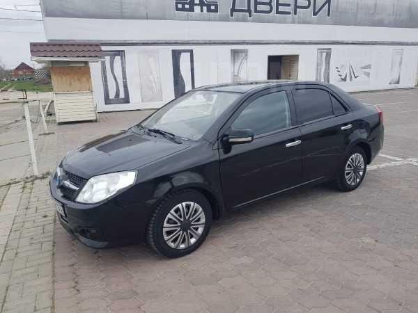 Geely MK, 2008 год, 125 000 руб.