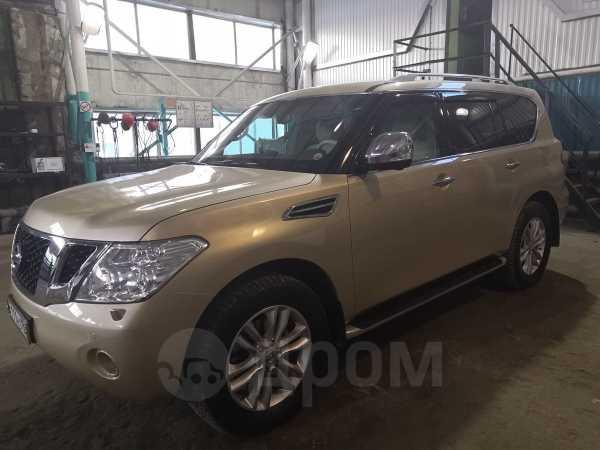 Nissan Patrol, 2011 год, 1 420 000 руб.