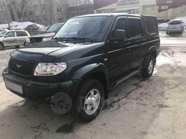УАЗ Пикап, 2013 год, 420 000 руб.