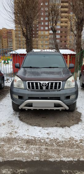 Тюмень Land Cruiser Prado
