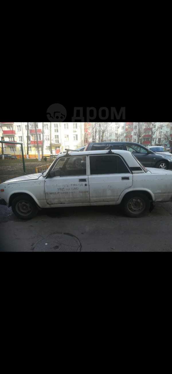 Лада 2107, 2008 год, 35 000 руб.