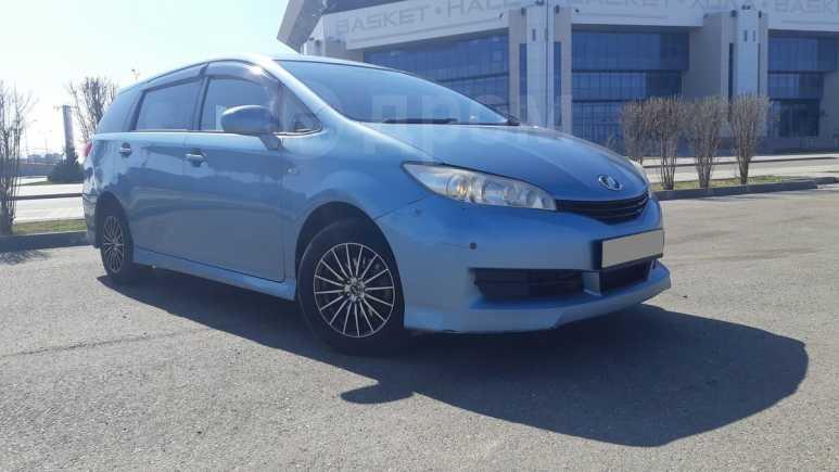 Toyota Wish, 2009 год, 630 000 руб.