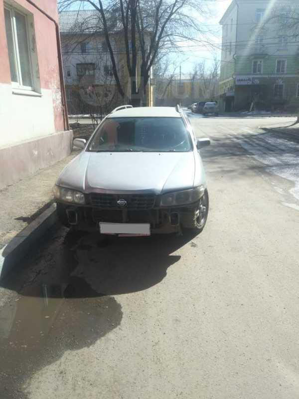 Nissan Avenir Salut, 1999 год, 170 000 руб.