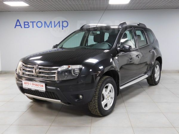 Renault Duster, 2015 год, 670 000 руб.