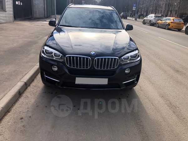 BMW X5, 2017 год, 4 000 000 руб.