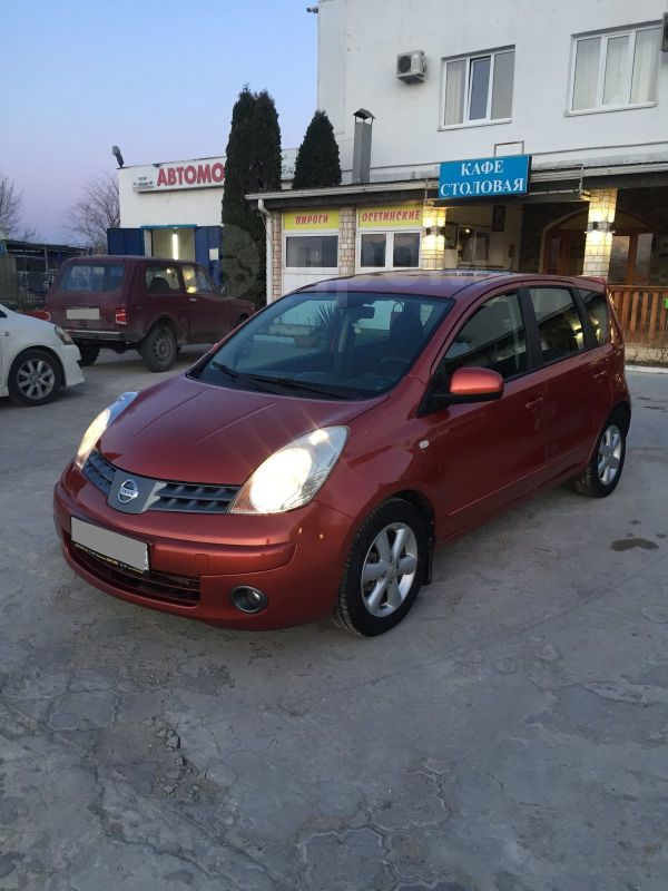 Nissan Note, 2007 год, 335 000 руб.