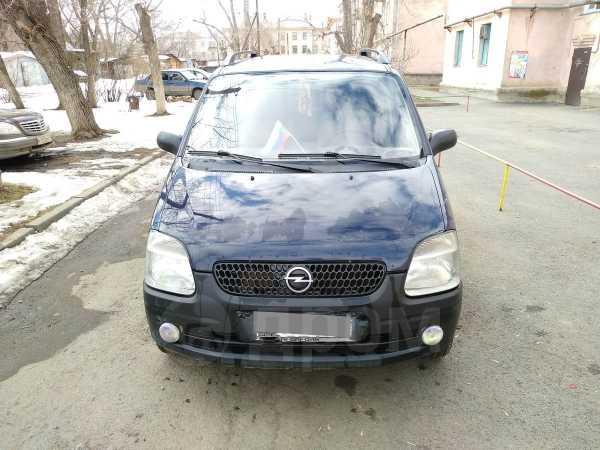 Opel Agila, 2000 год, 159 000 руб.