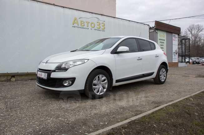 Renault Megane, 2013 год, 489 000 руб.