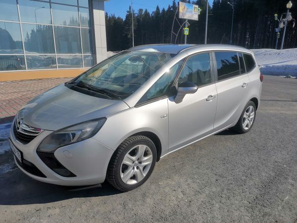 Opel Zafira, 2014 год, 675 000 руб.