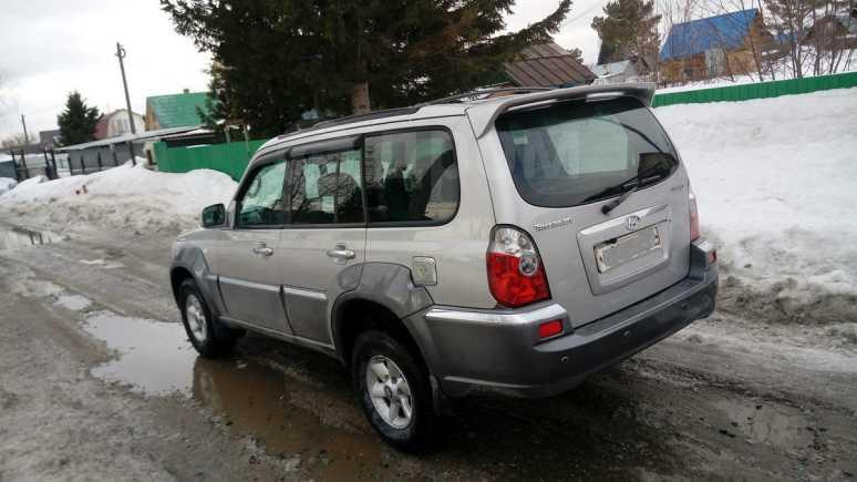 Hyundai Terracan, 2003 год, 480 000 руб.