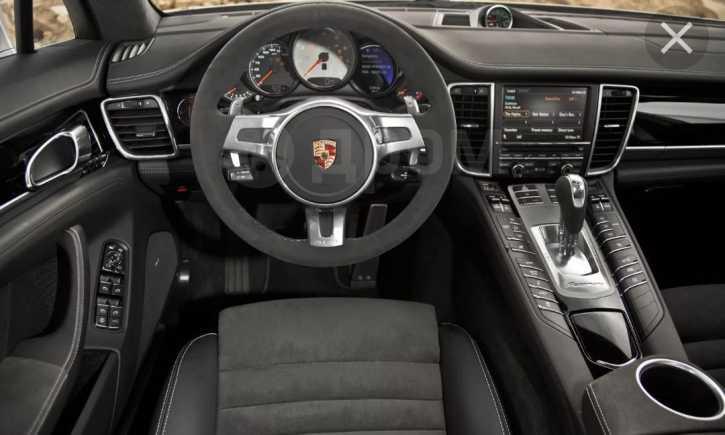 Porsche Panamera, 2013 год, 3 600 000 руб.