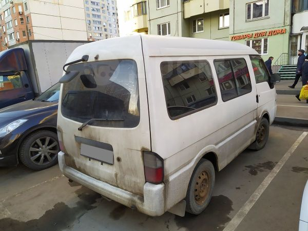 Nissan Vanette, 2001 год, 250 000 руб.