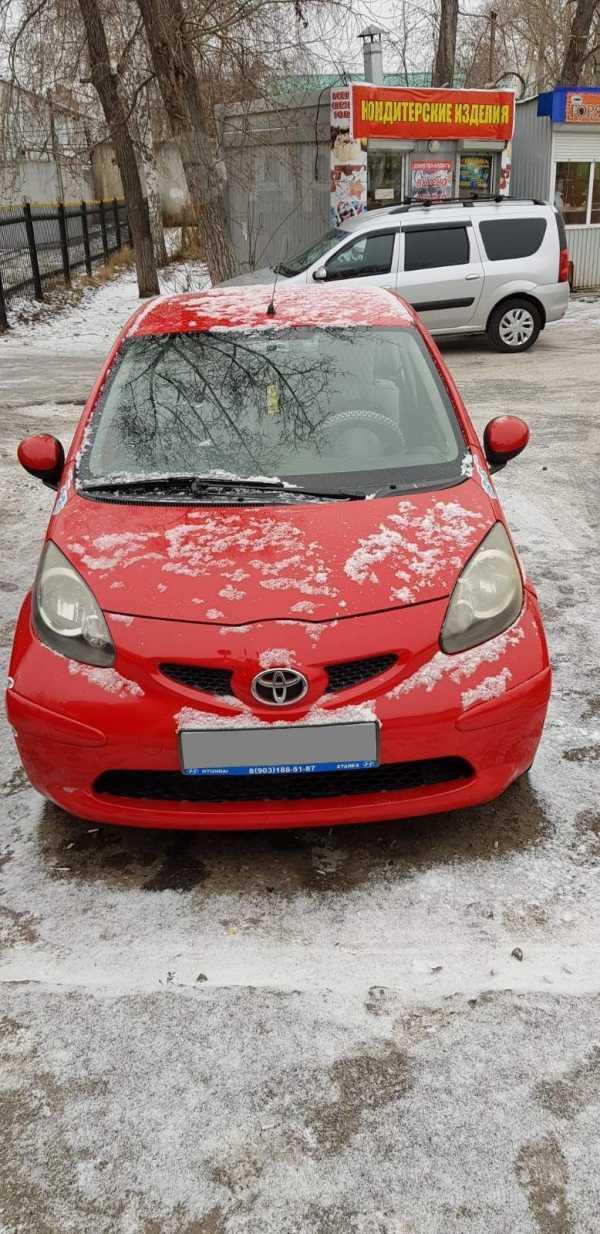 Toyota Aygo, 2007 год, 260 000 руб.