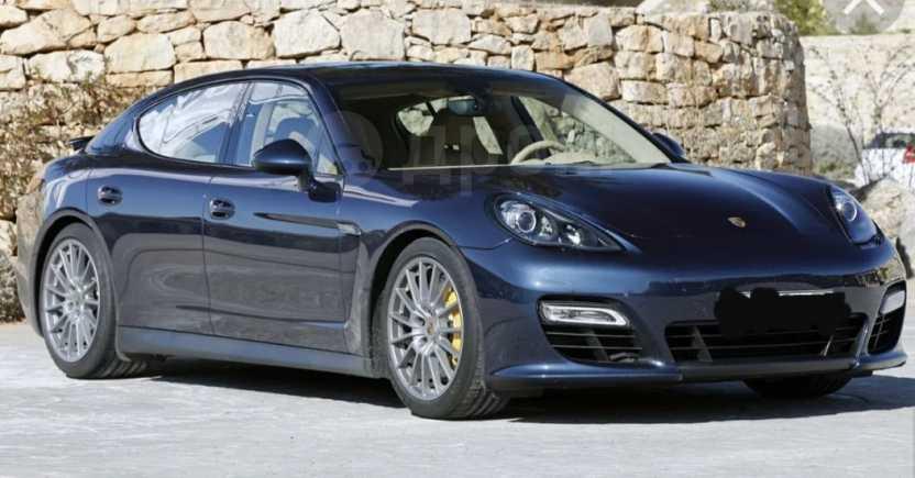 Porsche Panamera, 2013 год, 3 699 000 руб.