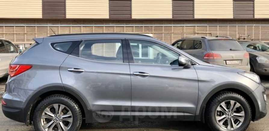 Hyundai Santa Fe, 2012 год, 1 150 000 руб.