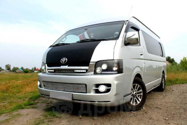 Toyota Hiace, 2007 год, 860 000 руб.