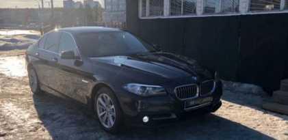 Ижевск BMW 5-Series 2015