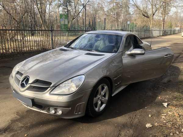 Mercedes-Benz SLK-Class, 2006 год, 800 000 руб.