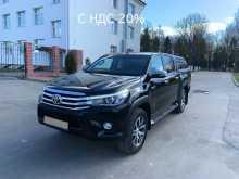 Смоленск Hilux Pick Up 2016