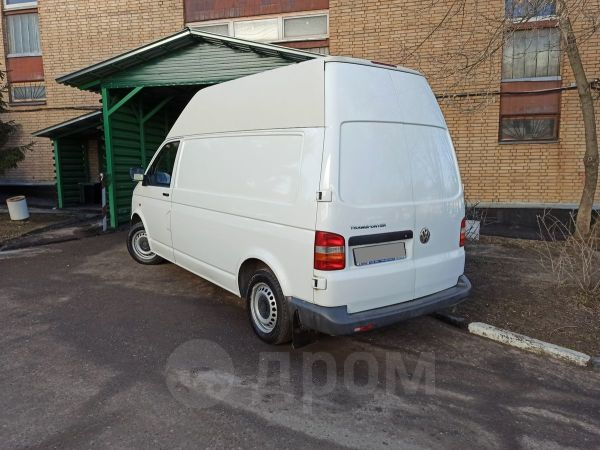 Volkswagen Transporter, 2007 год, 525 000 руб.