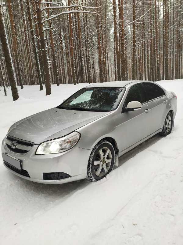 Chevrolet Epica, 2011 год, 380 000 руб.