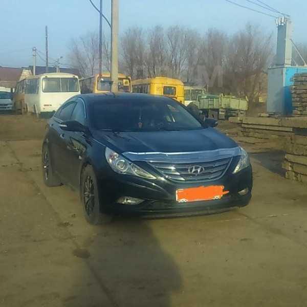 Hyundai Sonata, 2011 год, 500 000 руб.