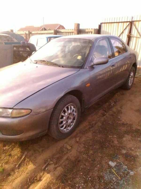 Mazda Xedos 6, 1992 год, 60 000 руб.