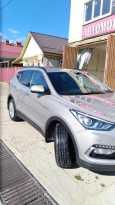 Hyundai Santa Fe, 2017 год, 1 820 000 руб.
