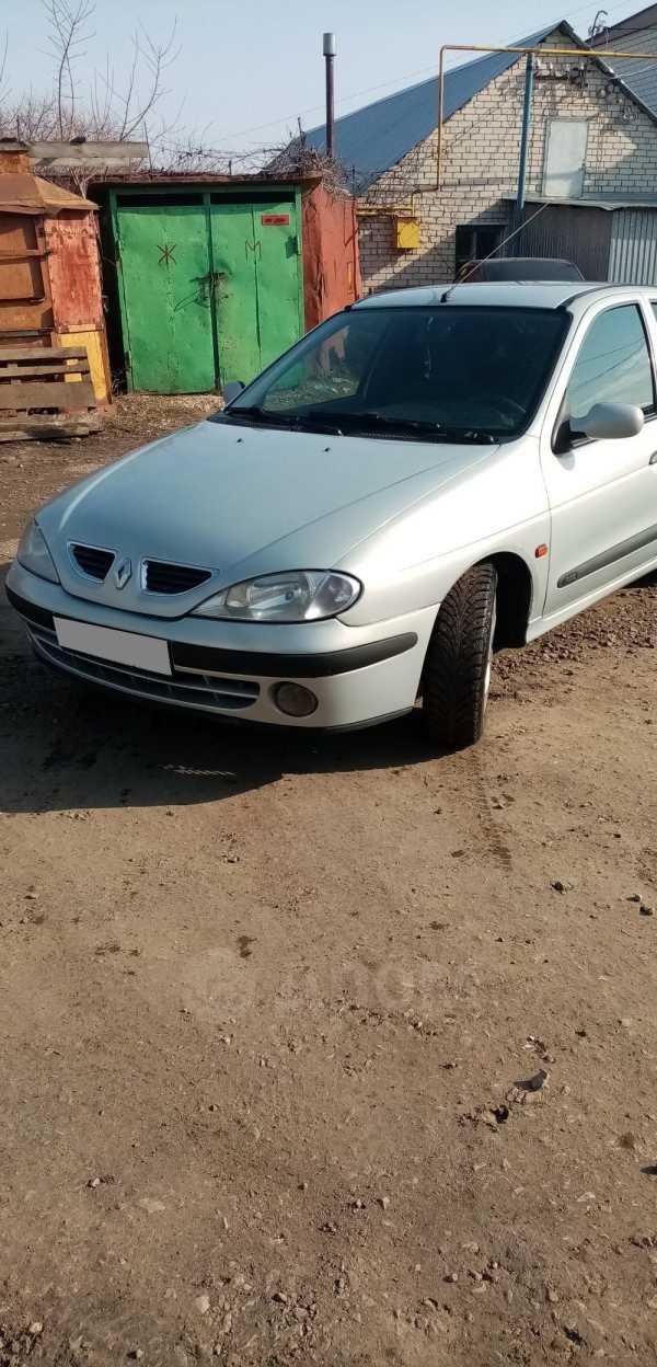 Renault Megane, 2000 год, 165 000 руб.