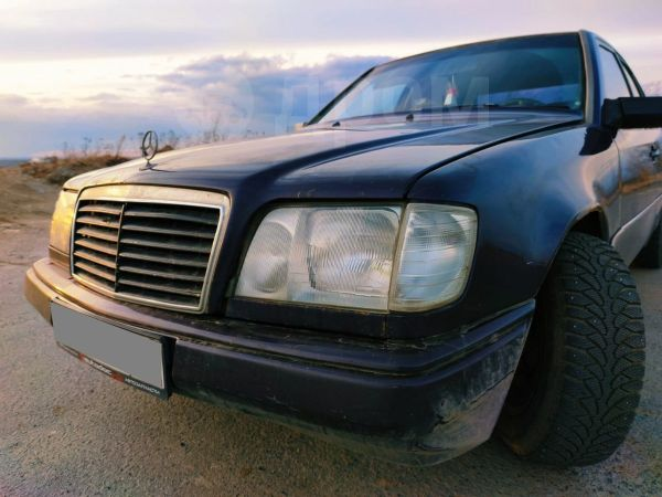 Mercedes-Benz E-Class, 1988 год, 109 000 руб.