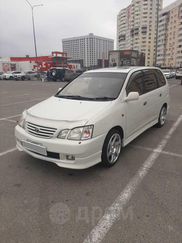 Toyota Gaia, 2001 год, 470 000 руб.