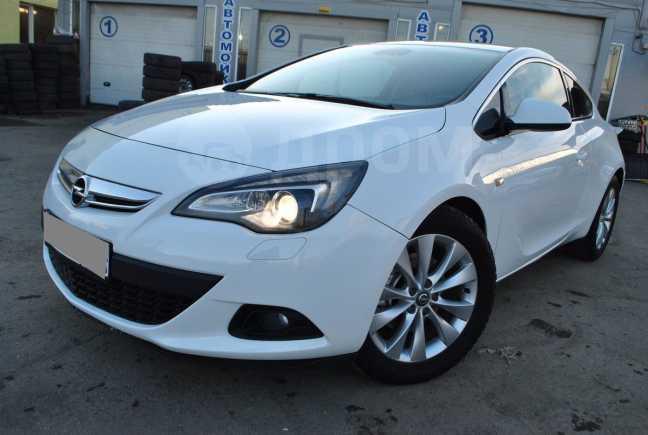 Opel Astra GTC, 2014 год, 545 000 руб.